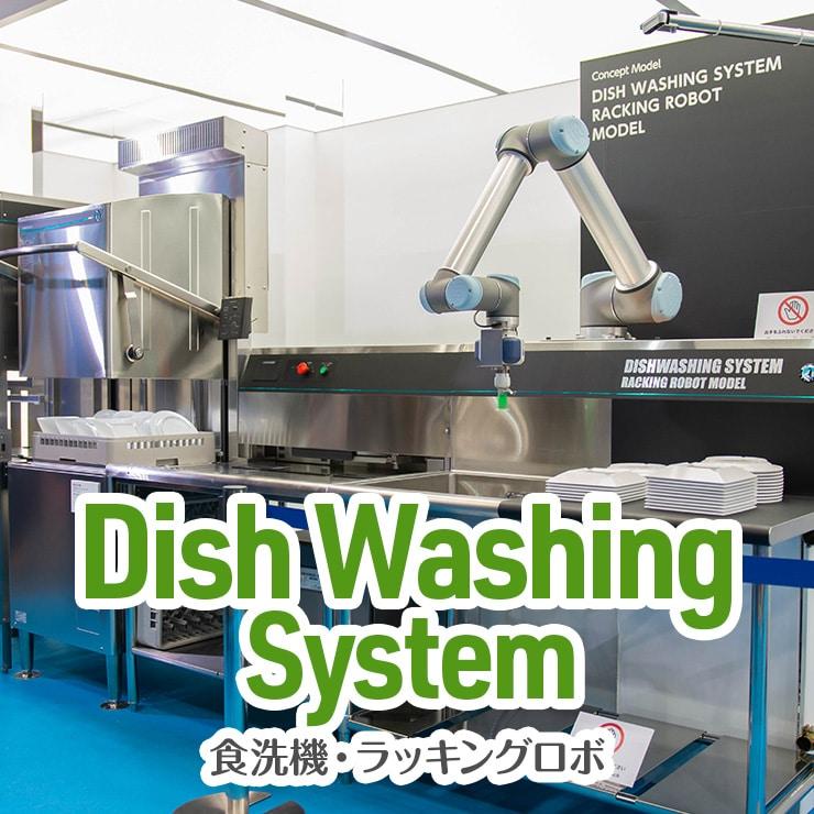 Dish Washing System