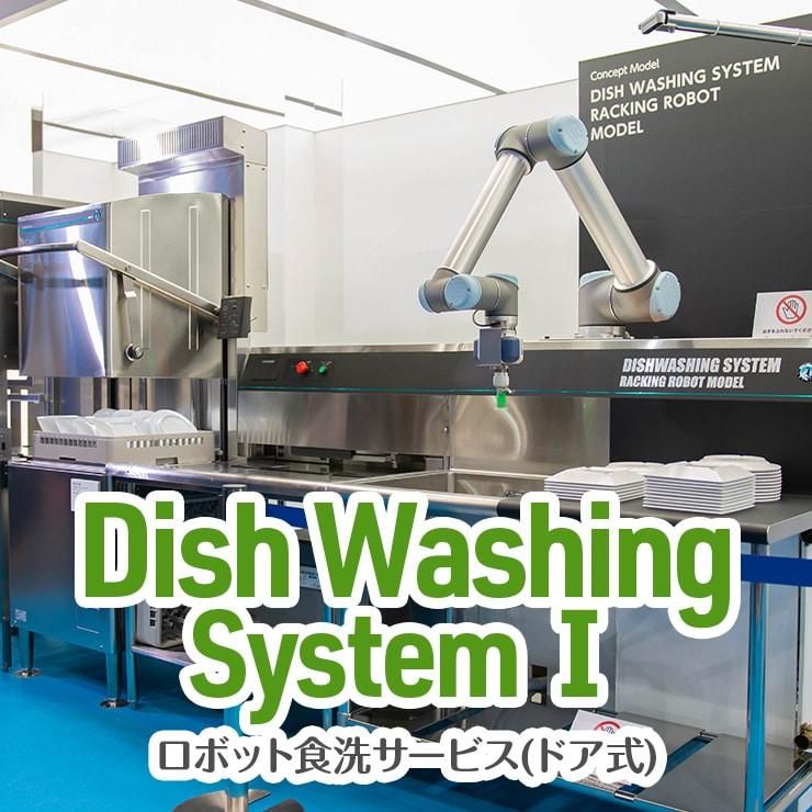 Dish Washing System 1